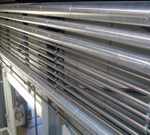 Energie-Rohrleitungssysteme